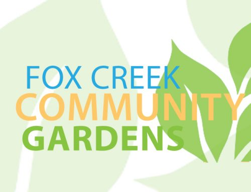 Spring into the Community Garden