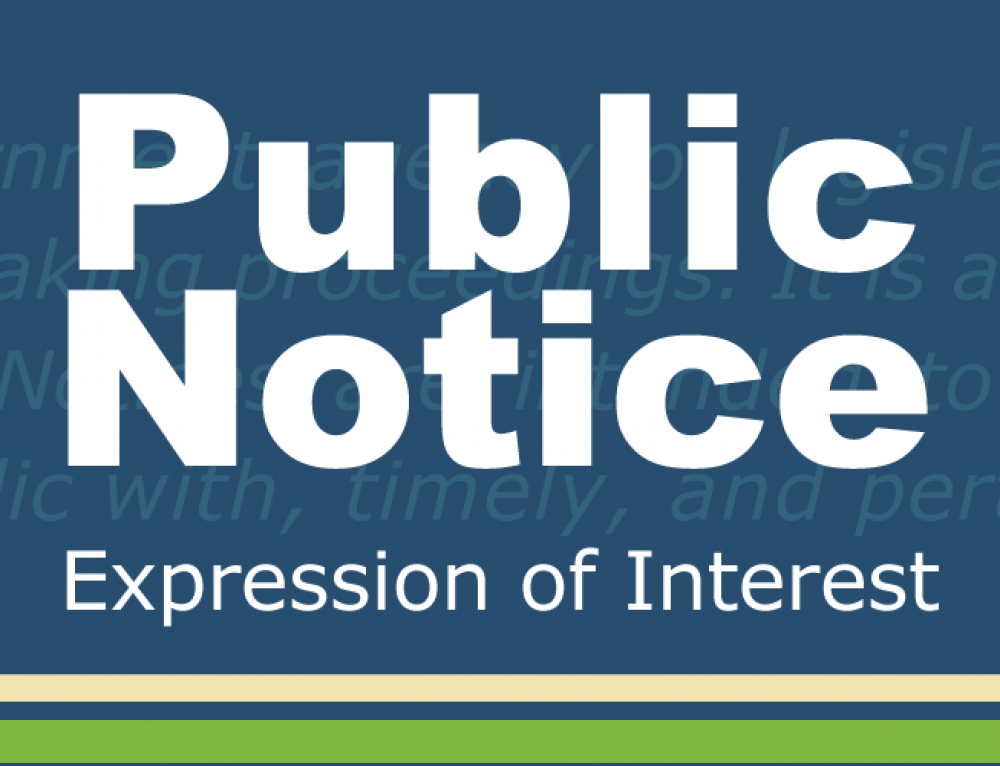 Expression of Interest – Telecommunications Systems