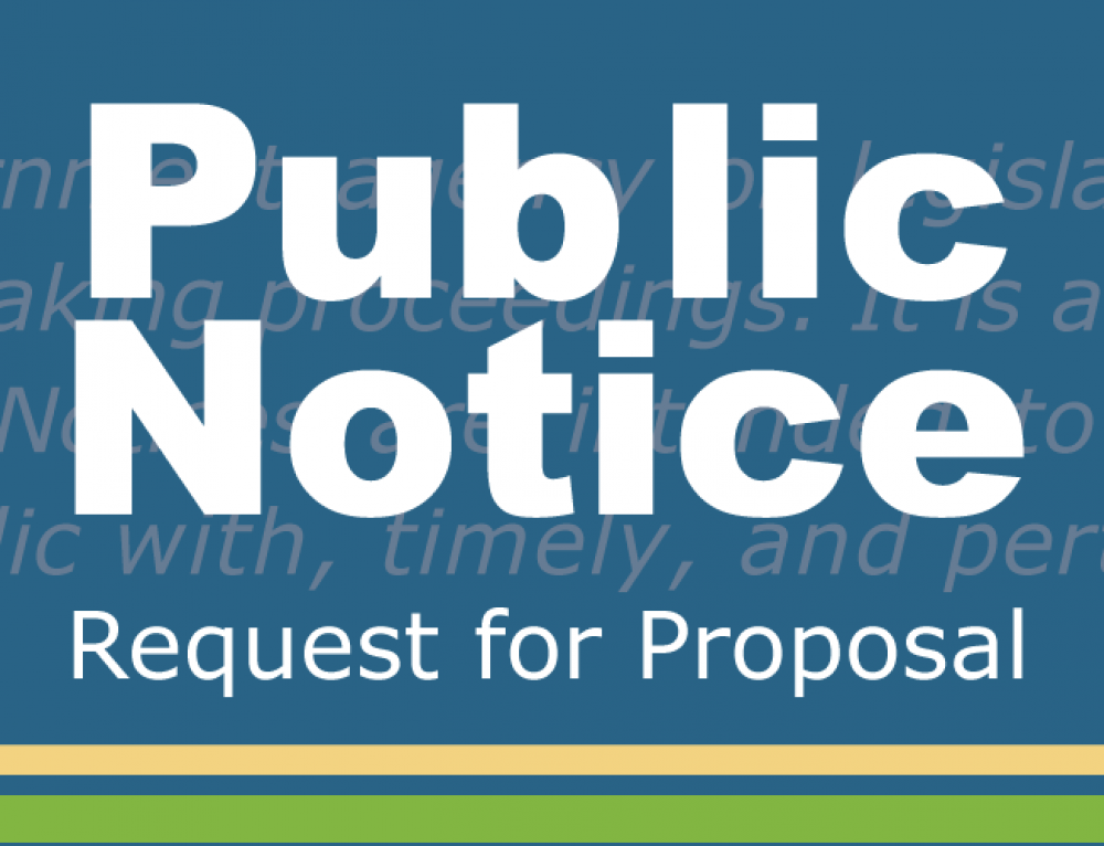 REQUEST FOR PROPOSALS – Multiplex Restaurant and Smoothie Bar