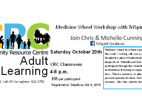 Medicine Wheel Workshop with TriSpirit Creations