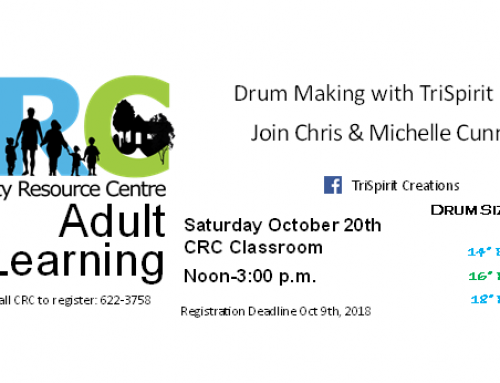 Drum Making with TriSpirit Creations
