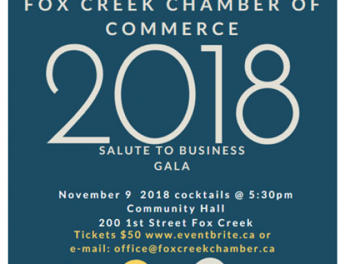 2018 Salute to Business Gala