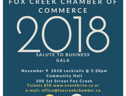 2018 Salute to Business Gala