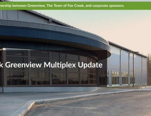 Fox Creek Greenview Multiplex Christmas Schedules