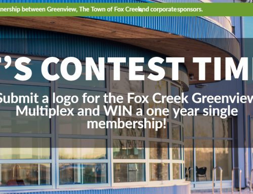 Fox Creek Greenview Multiplex Logo Contest