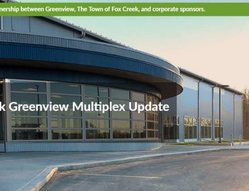 Fox Creek Greenview Multiplex Schedules Jan-Mar 2019