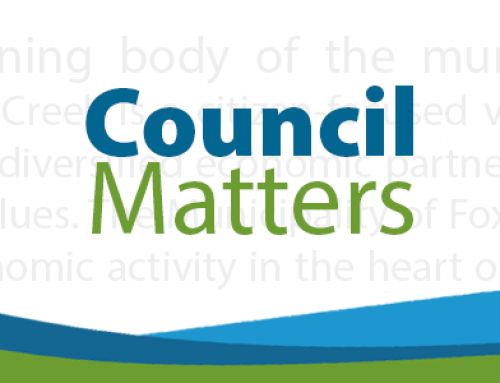 Council Agenda has been uploaded for March 11, 2019 Meeting