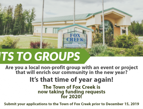 Grants to Groups 2020
