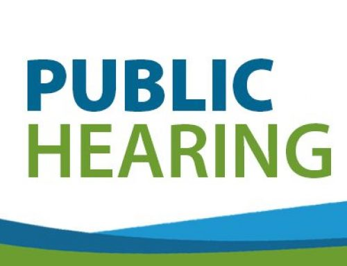Public Hearing – Land Use Bylaw 824-2019