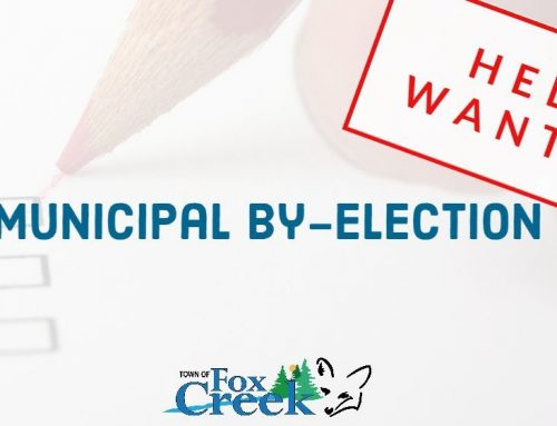 2020 Municipal By-Election: Help Wanted