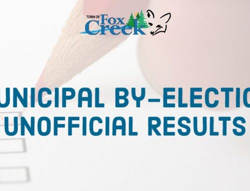 Municipal By-Election Unofficial Results