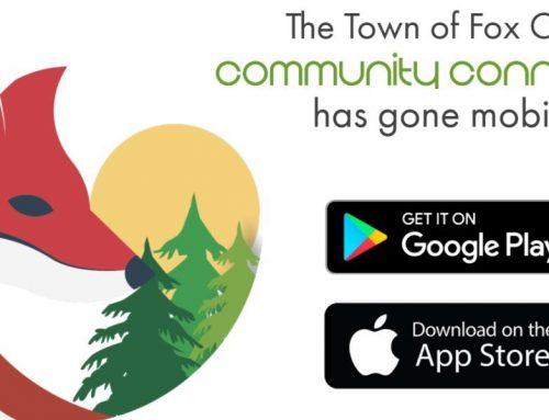Fox Creek Community Connection has gone mobile!