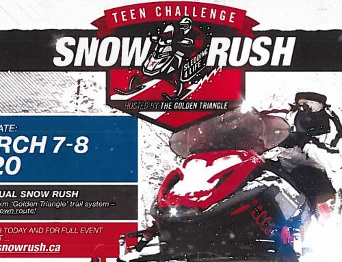 Teen Challenge Snow Rush
