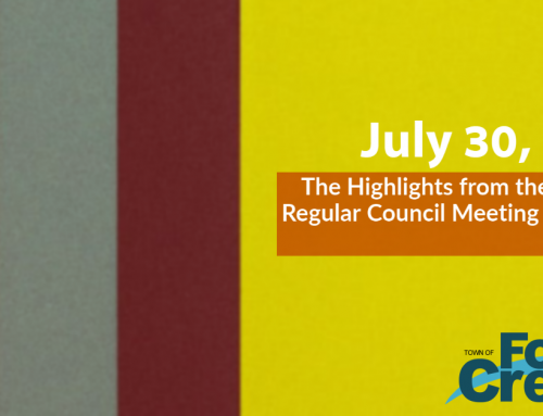 Council Highlights: July 27, 2020