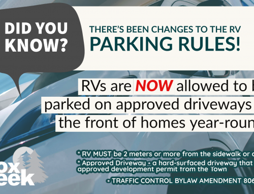 Attention RV Owners: Changes to RV Parking Rules